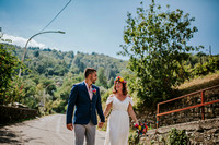 Jenny and Iain, Tuscany